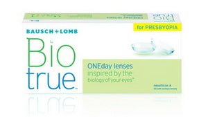 Biotrue ONEday for Presbyopia 30 Pack