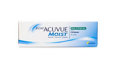 1 Day Acuvue Moist Multifocal 30 Pack (For Presbyopia)