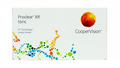 Proclear Toric XR (For Astigmatism) 6 Pack