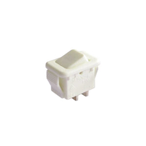 Interruptor Basculante Rectangular Mini 3A, 13,5mm x 9mm