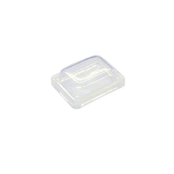 Funda Protectora Interruptor Basculante Rectangular Mini 19mm x 13mm
