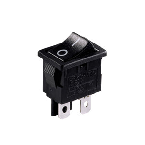 Interruptor Basculante Rectangular Mini 13A, 19mm x 13mm