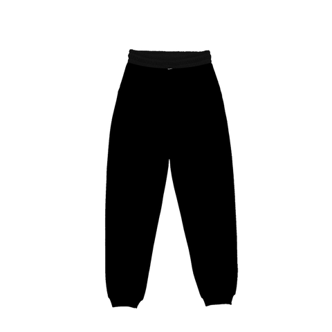 Fashion Nova x Montana Black Sweatpants + Digital Album