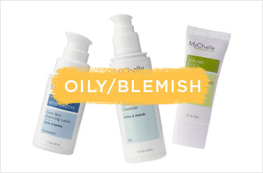 oily skin product