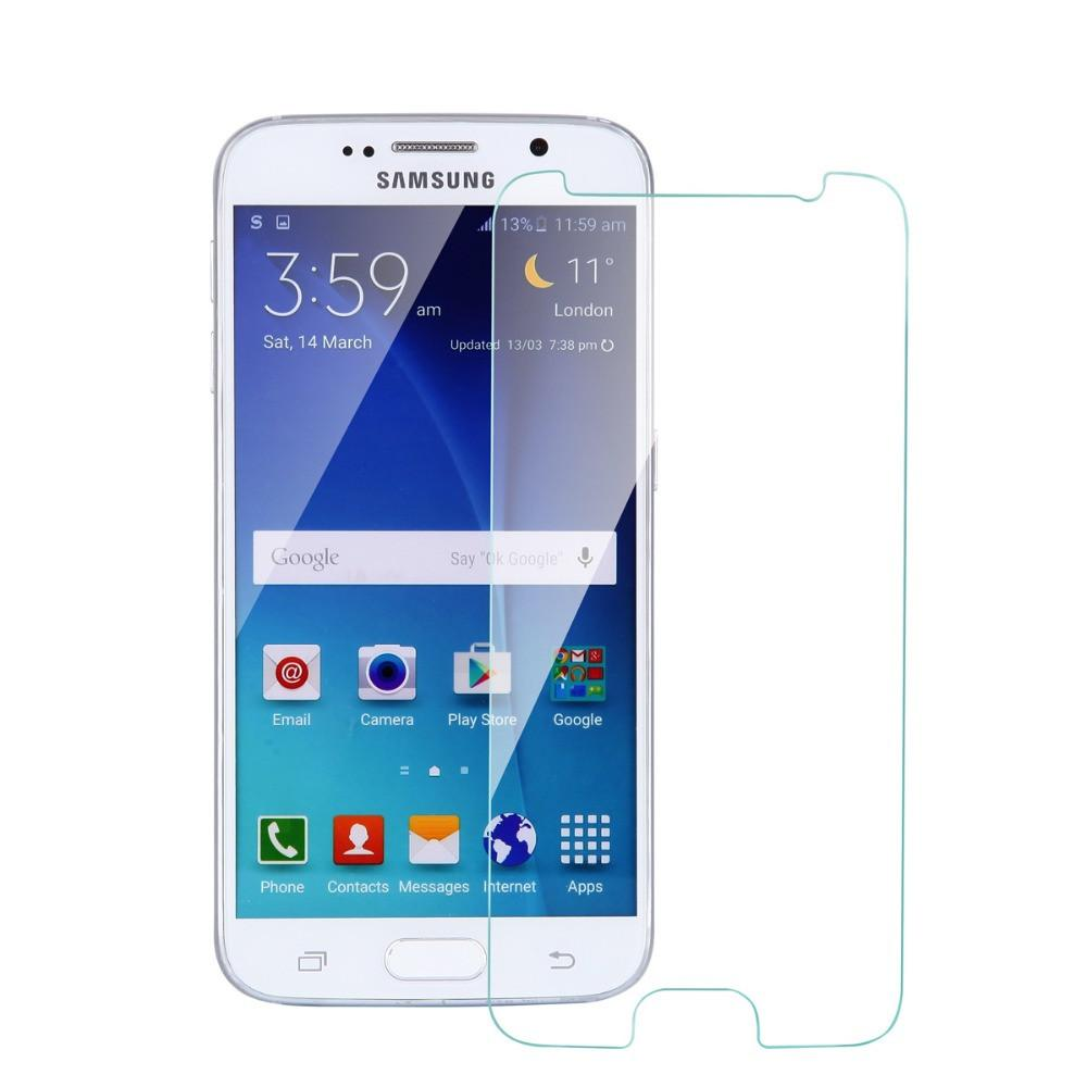 Tempered Glass For Samsung Galaxy S7 S3 S4 S5 S6 Note 2 3 4 5 Film 03mm Xiaomi Redmi
