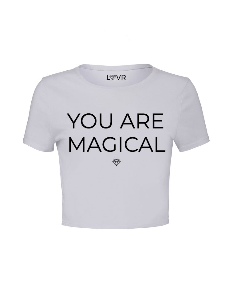 You Are Magical Cropped Tee