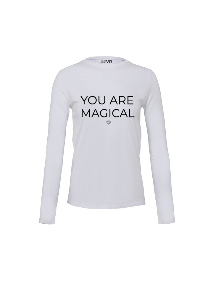 You Are Magical Unisex Long Sleeve Tee