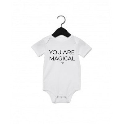 You Are Magical Baby Onesie