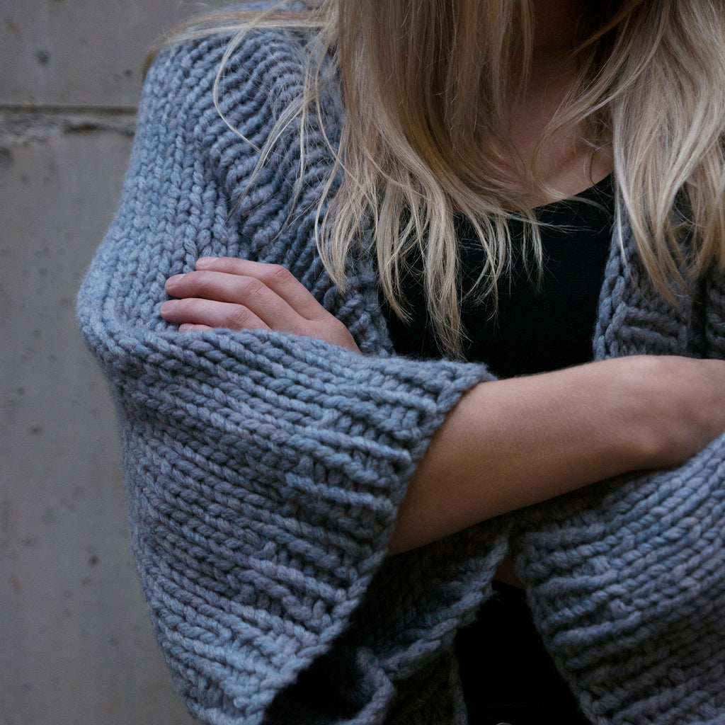 Moonflower Cardigan