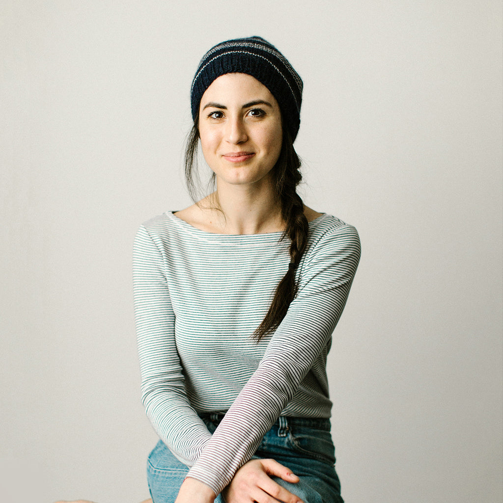 Striped Lykke Hat
