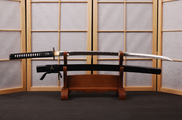 Night Blade - 1060 Carbon Steel Katana