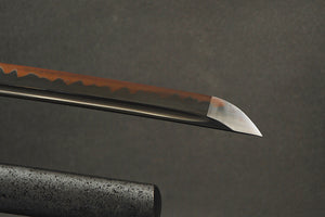 Reaper - Clay Tempered T8 Carbon Steel
