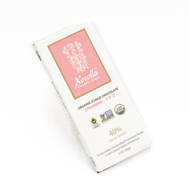 Organic Ichigo Chocolate - Case of 12