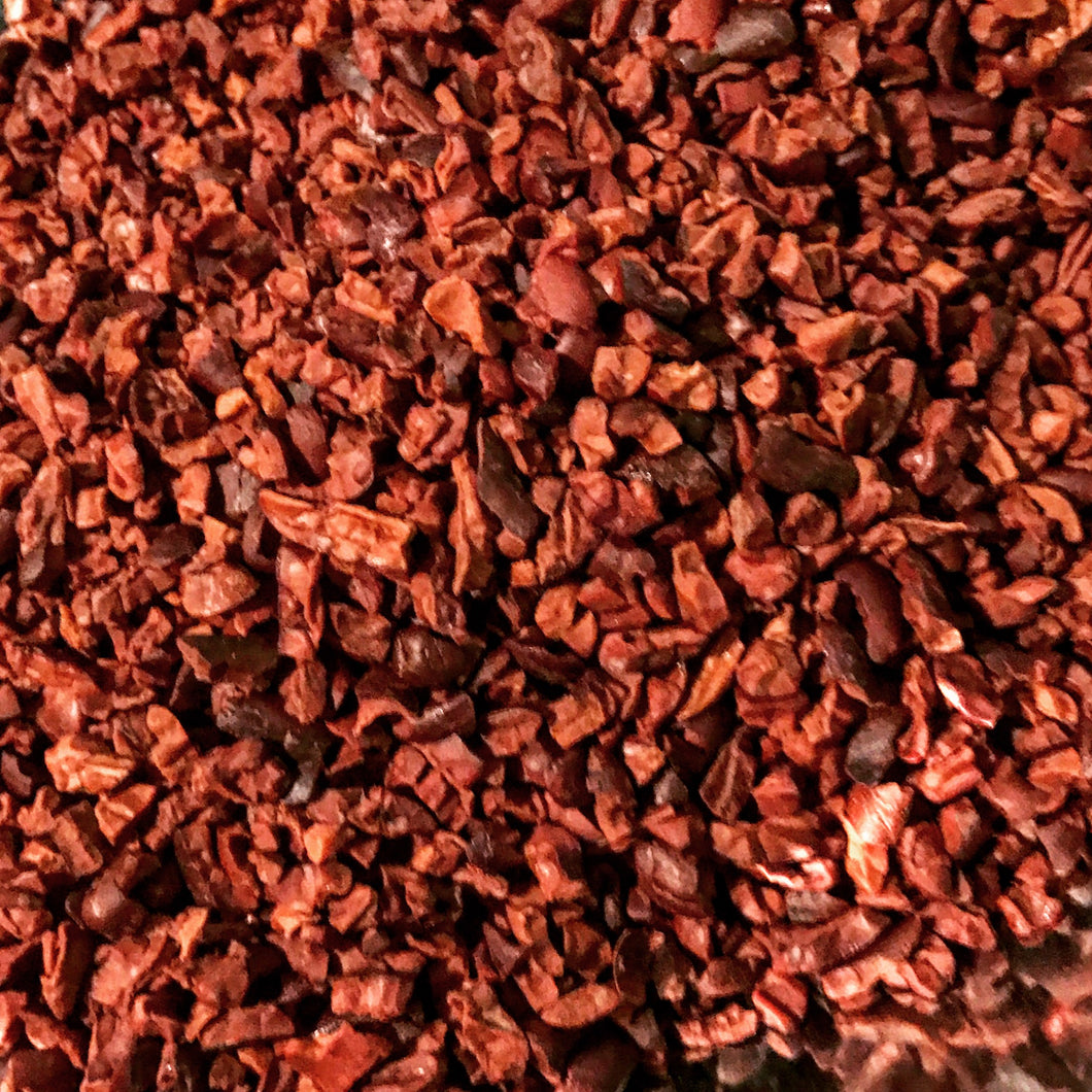SINGLE ORIGIN NIBS - Marañón, PERU - JAR 4 OZ