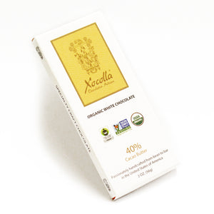 Organic White Chocolate - Case of 12
