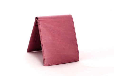Full Size Wallet - Merlot