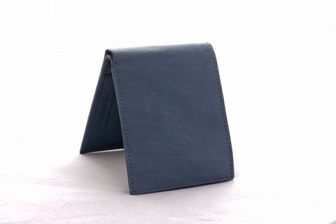 Full Size Wallet - Cobalt