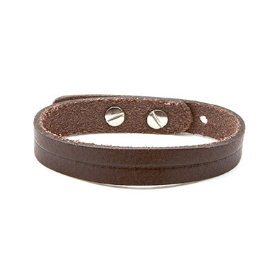 Brown Bracelet - Double Pin