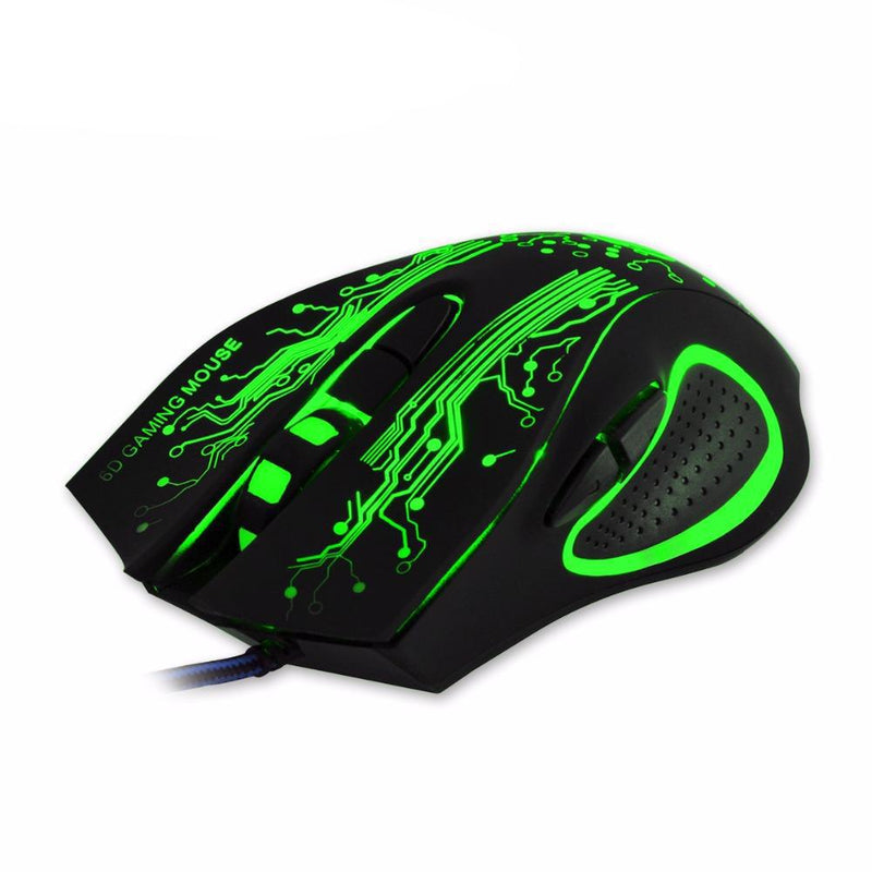 X9 Multicolor Optical Gaming Mouse