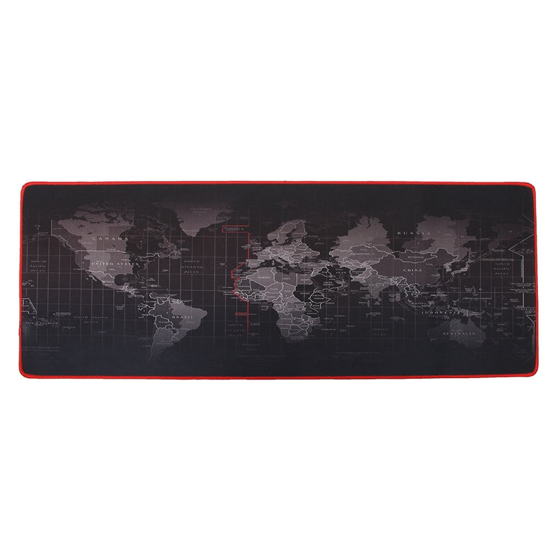 World Map Mouse Pad - 5 Sizes