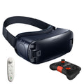 Gear VR 4.0 3D Glasses Built-in Gyro Sensor Virtual Reality Headset for Samsung Galaxy S9 S9Plus S8 S8+ S6 S6 Edge+ S7 S7 Edge