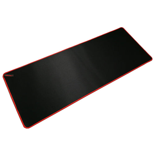 Black/Red Gaming Mouse Pad