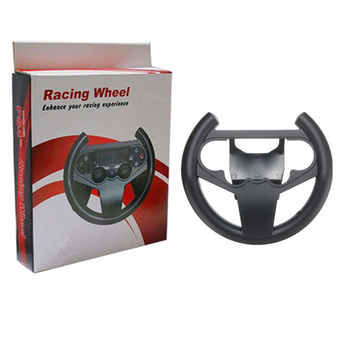 Racing Car Steering Wheel Driving Controller Gaming Handle Steering Wheel For Sony For Playstation 4 For PS4 Controller Use