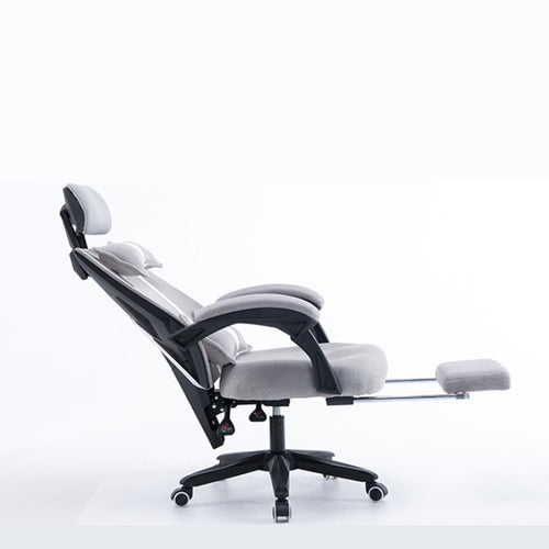 Auman computer home office cloth seat staff boss lunch Gaming chair