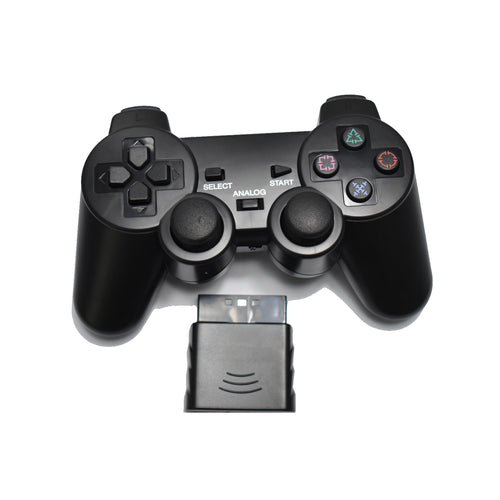 2.4G Wireless game joystick for PS2 controller Sony playstation 2 console gamepad dualshock gaming joypad for PS 2 play station