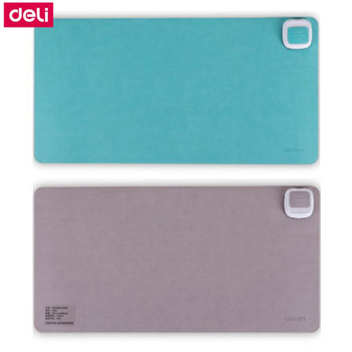 Deli 3689 Mini Heating pad 45W  220-240V 50HZ heating pads 54x28CM heating mouse pads