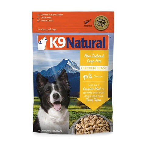 K9 Natural - Chicken Freeze Dried