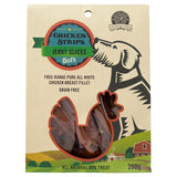 Silver Spur Chicken Jerky Slices treats for dogs