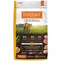 Nature's Variety Instinct Originals Kibble for Cats Chicken Meal Formula Kibble  12.1 lbs. bag