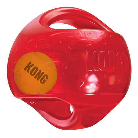 Kong Jumbler Two-In-One Ball Large XLarge