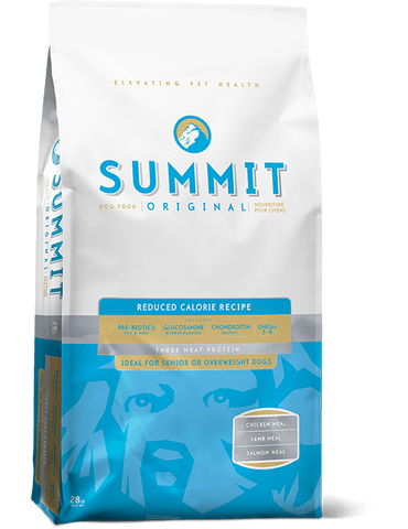 Summit - Three Meat Reduced Calorie Dog Food Recipe 28 lbs.