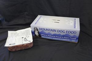 MDF Alpine Chicken Vegetables and Fruit - Naturally Urban Pet Food Delivery