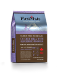 FirstMate's Chicken and Blueberries for Cats10 lbs - Naturally Urban Pet Food Delivery