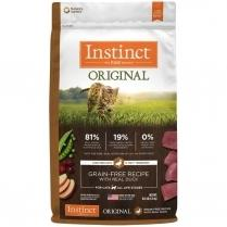 Nature's Variety Instinct Originals Kibble for Cats with real Duck Formula 10 lbs. bag