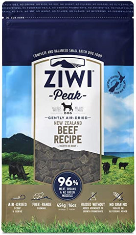 ZiwiPeak's 'Daily-Dog' Air-Dried Beef