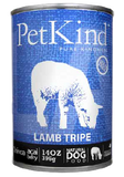 Petkind Wild Lamb 12 x 14oz cans for dogs