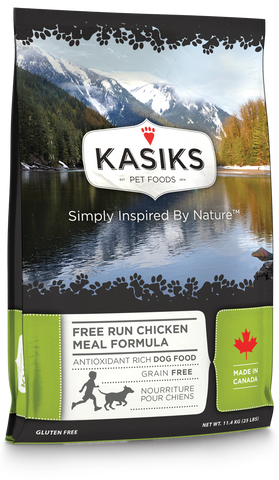 Kasiks Free Run Chicken Meal 25 lbs.