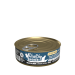Healthy Shores Salmon Cat Food 24 x 100 gram cans