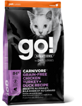 GO! CARNIVORE Cat GF Chicken  Turkey + Duck 7.2kg