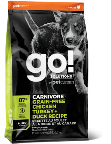 go! Fit Carnivore Puppy Recipe 22 lbs.