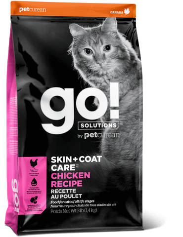 GO! Solutions Skin and Coat Care - Chicken Recipe 16 lbs.