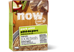 NOW FRESH Grain Free Pork Pate with Bone Broth 24 x 6.4 oz - Naturally Urban Pet Food Delivery