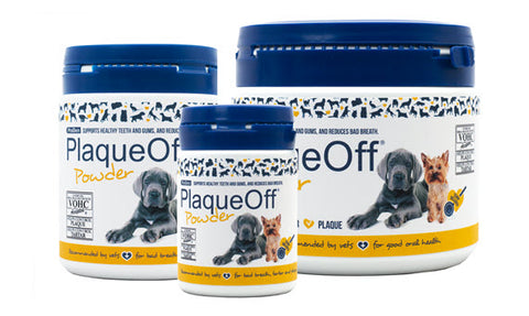 ProDen PlaqueOff Powder for Dogs and Cats