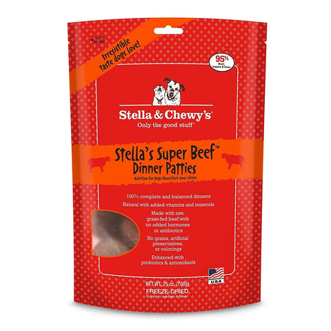 Stella & Chewy's Super Beef Freeze-Dried Dinner 25 oz