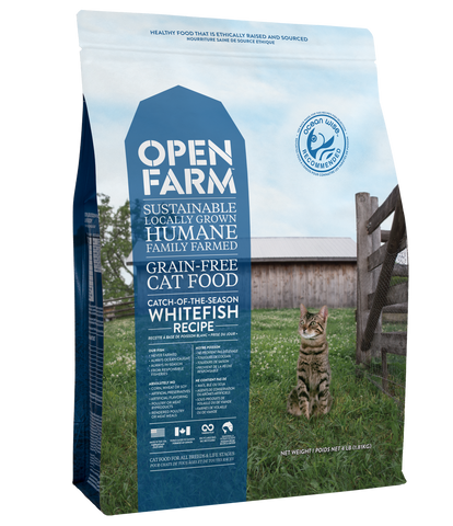 Open Farm Catch of the Season Whitefish Recipe 8 lbs