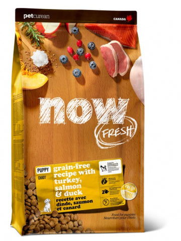 Now Fresh - Grain Free Puppy  Recipe 22 lbs.